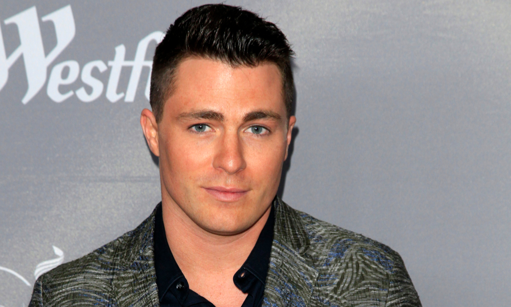Colton Haynes at the 20th Costume Designers Guild Awards