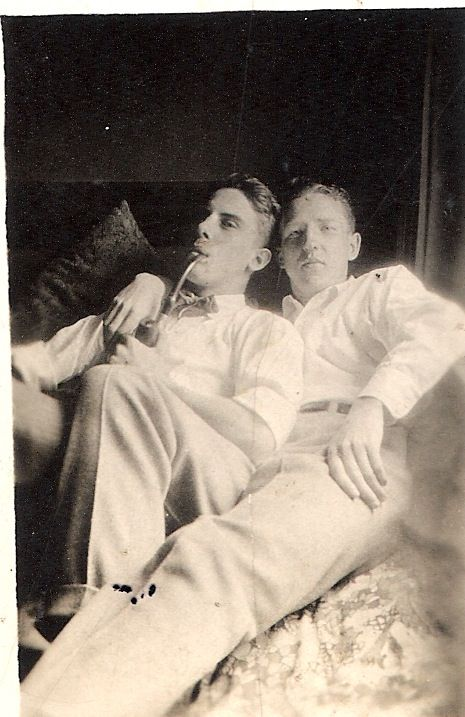 Vintage Gay Couple