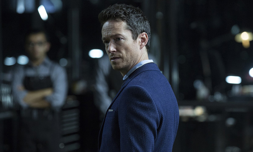 Westworld's Simon Quarterman Opens Up About Stripping Down