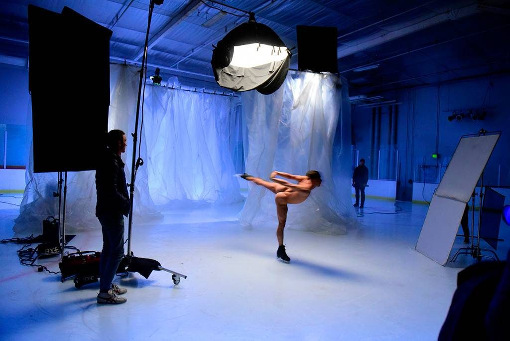 What Its Really Like to Pose Nude for ESPNs Body Issue
