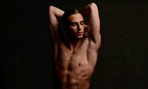 Adam Rippon Poses Nude for ESPN The Magazine's Body Issue