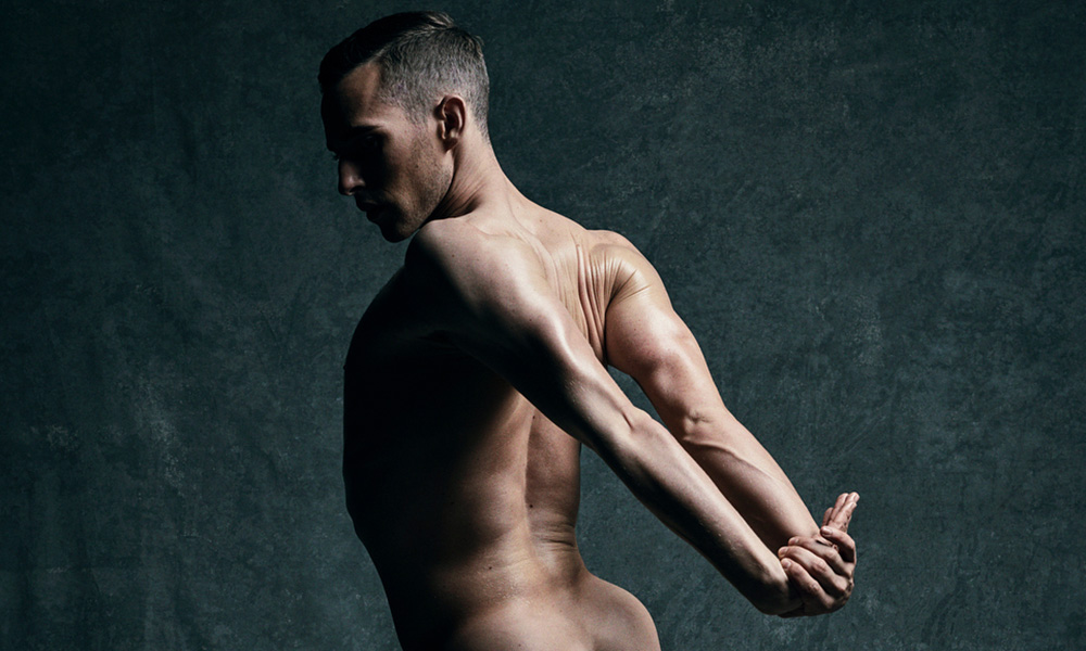 Adam Rippon Shares Photos From His ESPN 'Body Issue' Shoot