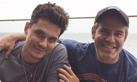 Andy Cohen Addresses Rumors He's Dating John Mayer