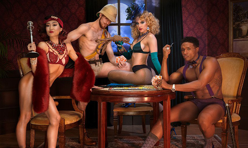 Watch Broadway's Brightest Stars Strip for Broadway Bares