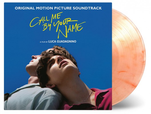 'Call Me By Your Name' Vinyl Soundtrack