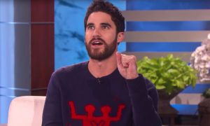 Darren Criss Is Ready and Willing to Go Naked On-Screen