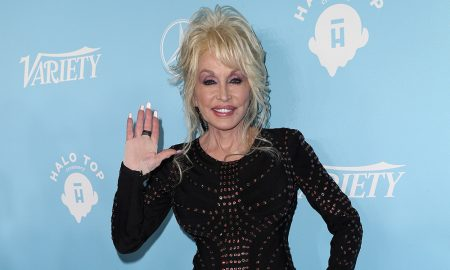 Dolly Parton attends the Variety and Women In Film's 2017 Pre-Emmy Celebration at Gracias Madre