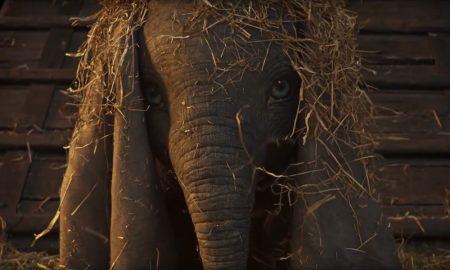 Teaser trailer for the live-action Dumbo remake