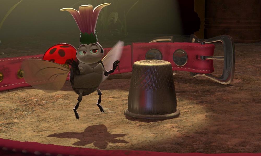 Francis de 'A Bug's Life' de Pixar