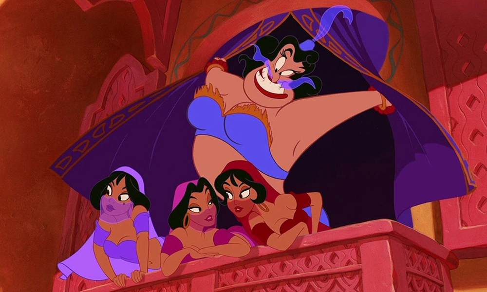 Genie from Disney's 'Aladdin'