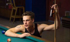 Grant Harvey Bares It All for 'Billy Boy' Shower Scene
