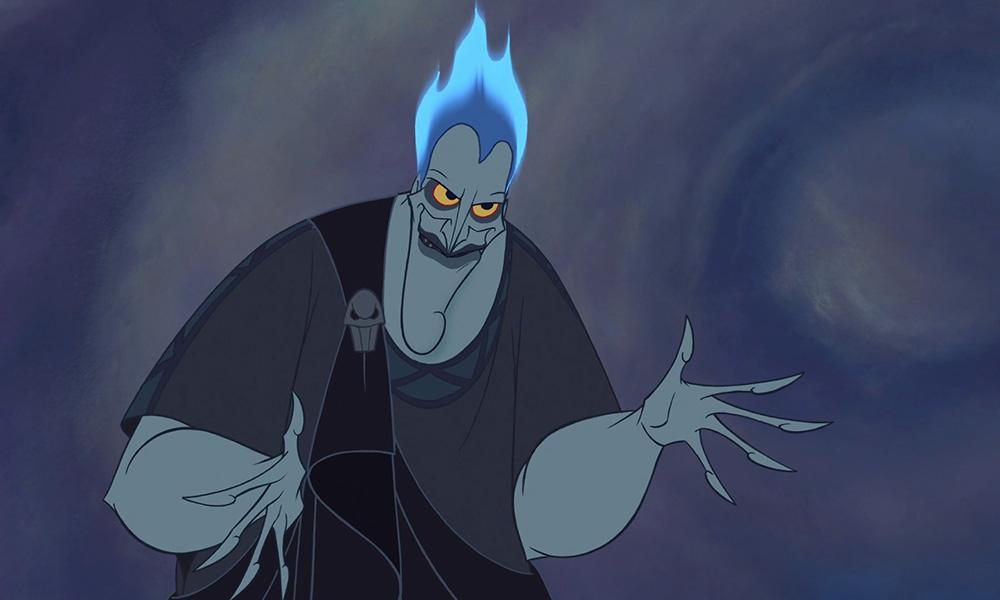 Hades from 'Hercules'
