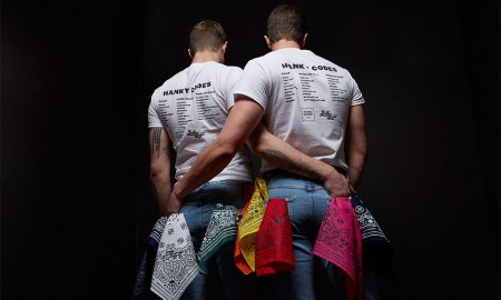 Ladyfag and Opening Ceremony Hanky Code Bandanas