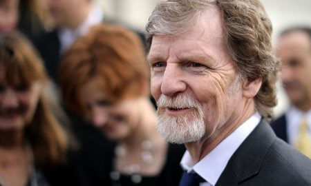 Conservative Christian baker Jack Phillips