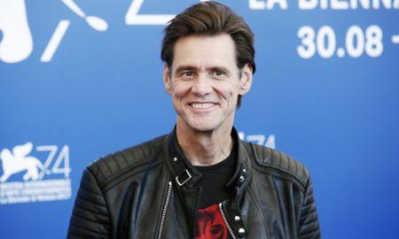 Actor Jim Carrey