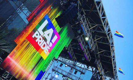 LA Pride Festival 2018