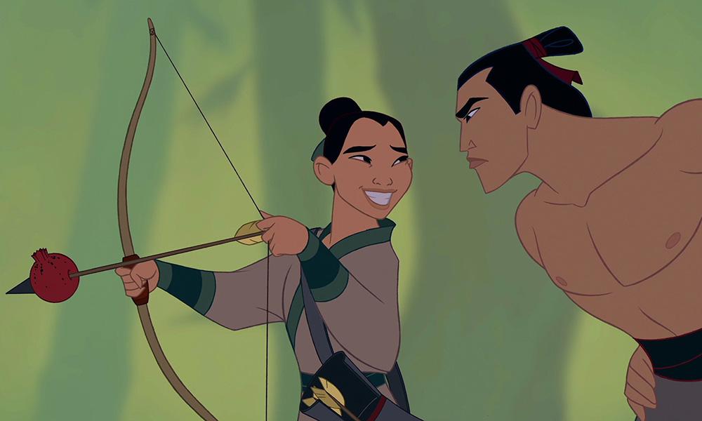 Mulan de 'Mulan' de Disney