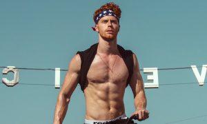'Red Hot American Boys' 2019 Calendar Benefits Athlete Ally