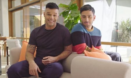 Ricky Martin and Family Show Off Their Beverly Hills Home