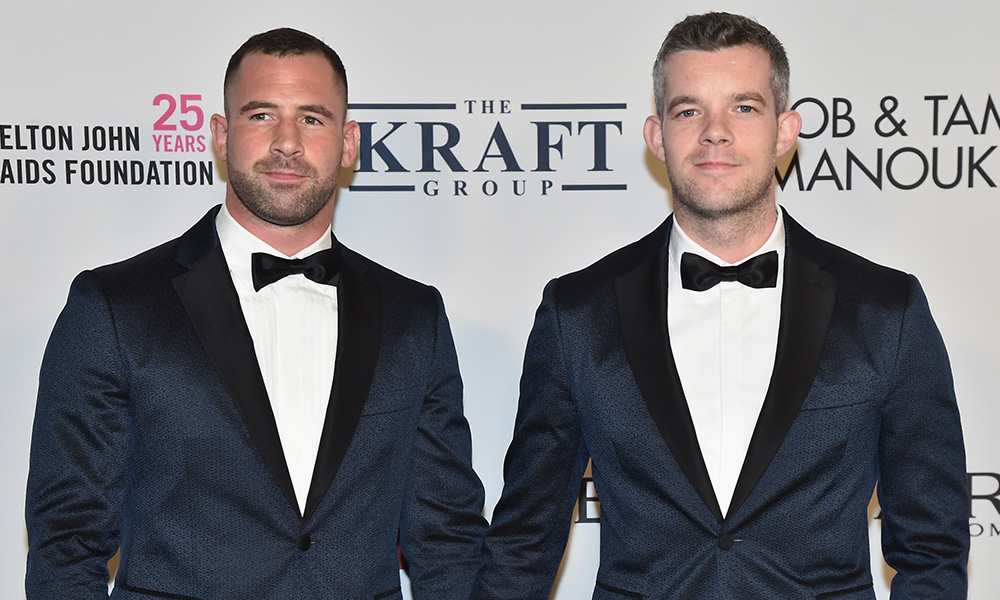 Russell Tovey and Fiancé Steve Brockman Call it Quits