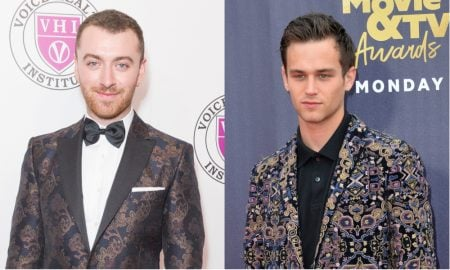 Sam Smith and Brandon Flynn Call It Quits