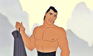Shang from 'Mulan'