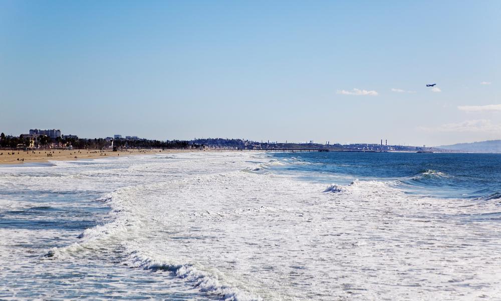 South Santa Monica Beach, Santa Monica
