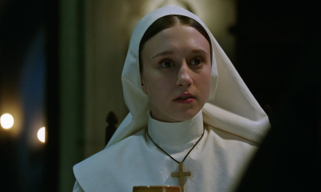 Watch 'The Nun' Teaser Trailer and Pray for Forgiveness
