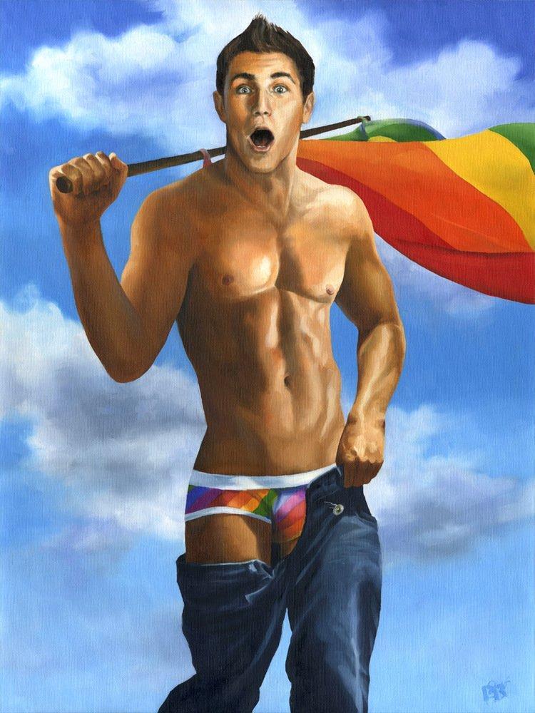 Cheesecake Boys 'Rainbow Pride'