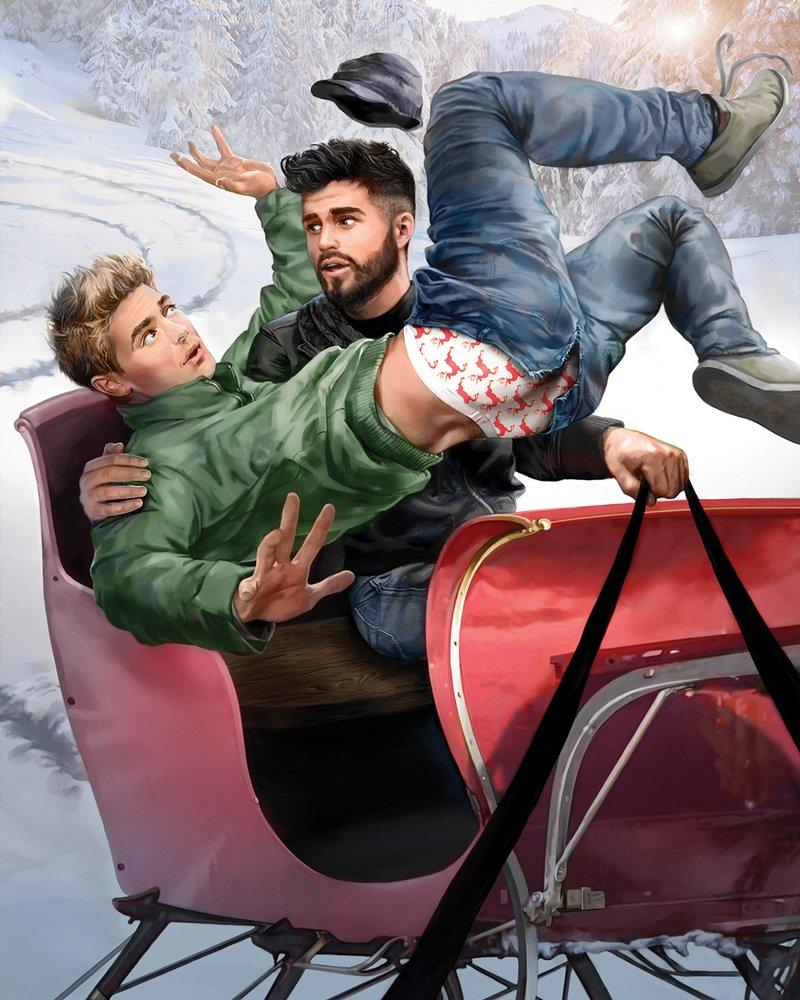 Cheesecake Boys 'Sleigh Ride'