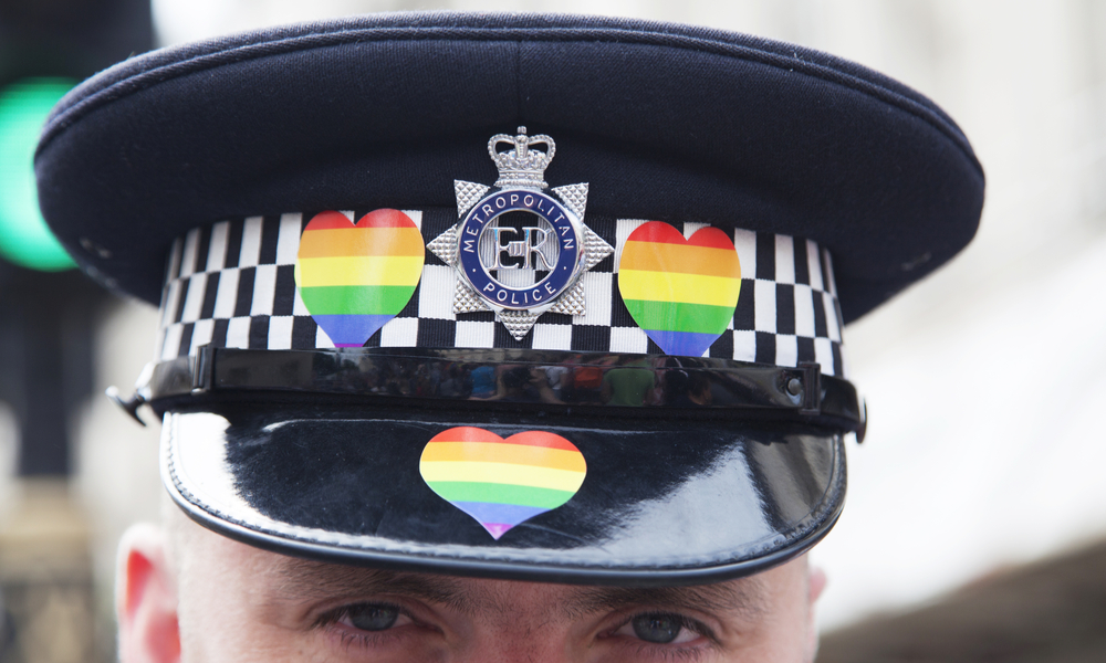 UK Police 'Let Down' Gay Community as Hate Crimes Soar