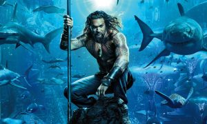Watch the First 'Aquaman' Trailer Starring Hunky Jason Momoa
