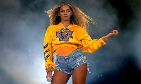 Beyonce Knowles performs onstage during 2018 Coachella Valley Music