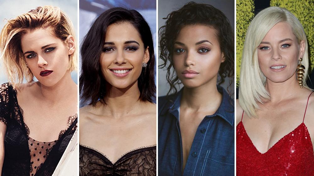 'Charlie's Angels' Reboot Taps Kristen Stewart, Naomi Scott, Ella Balinska