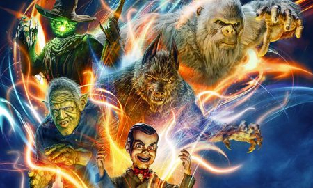 Watch the First Trailer for 'Goosebumps 2: Haunted Halloween'
