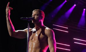 Imagine Dragons' Dan Reynolds Reveals His Body Transformation