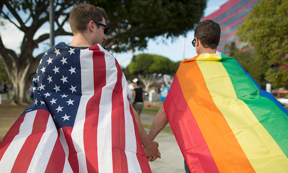 Marriage Equality in the United States