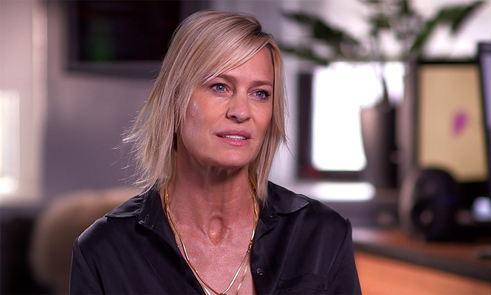 Robin Wright Breaks Silence on Kevin Spacey