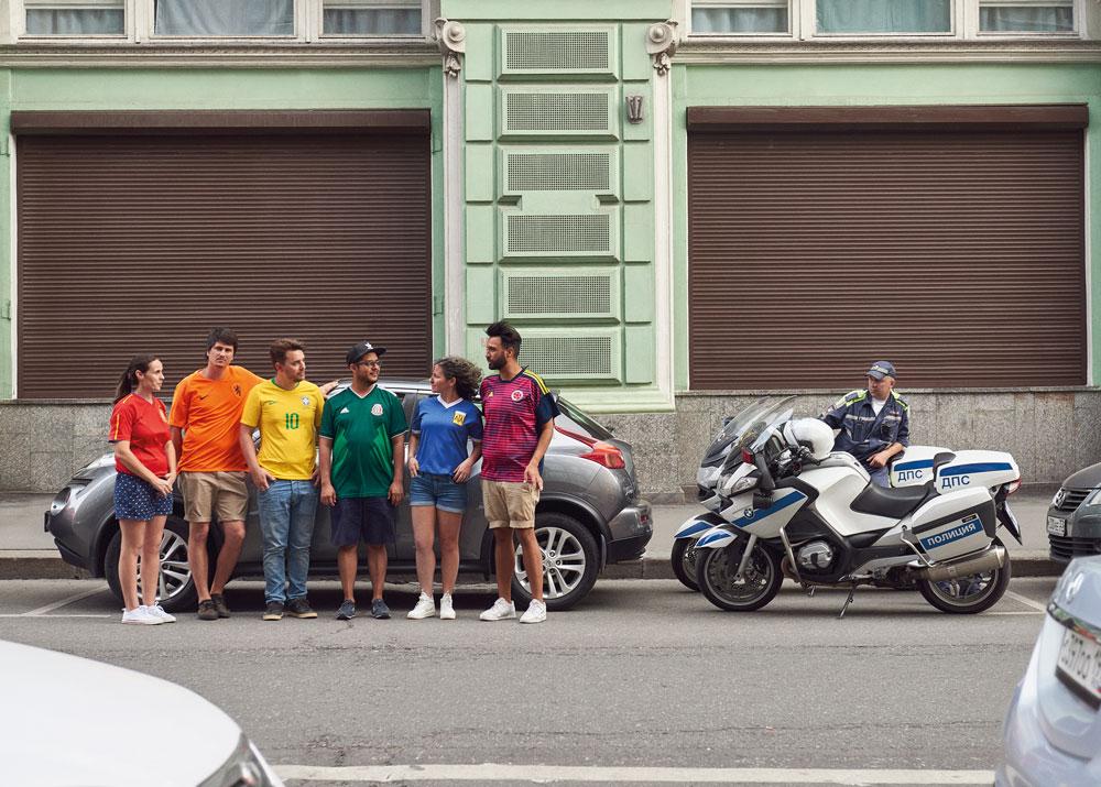 LGBT Activists Troll Homophobic Russia's World Cup
