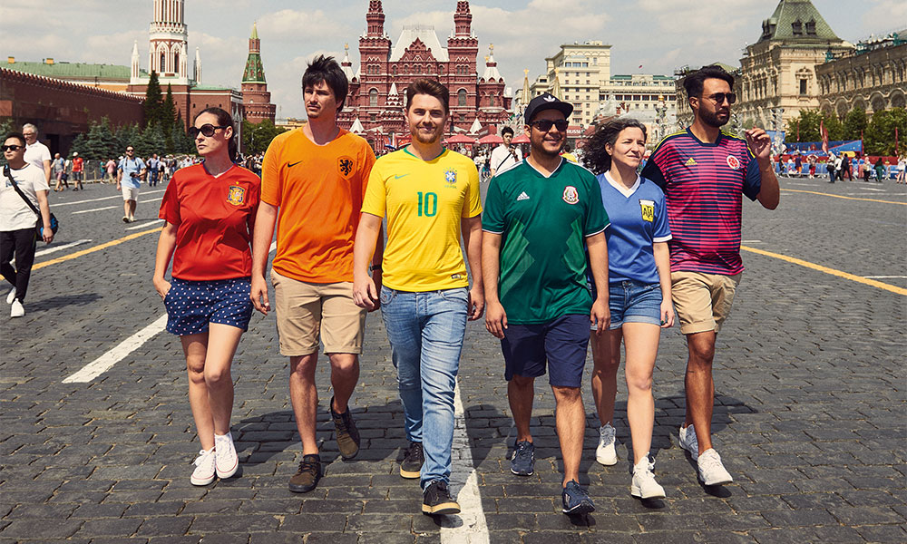 LGBT Activists Troll Homophobic Russia's World Cup