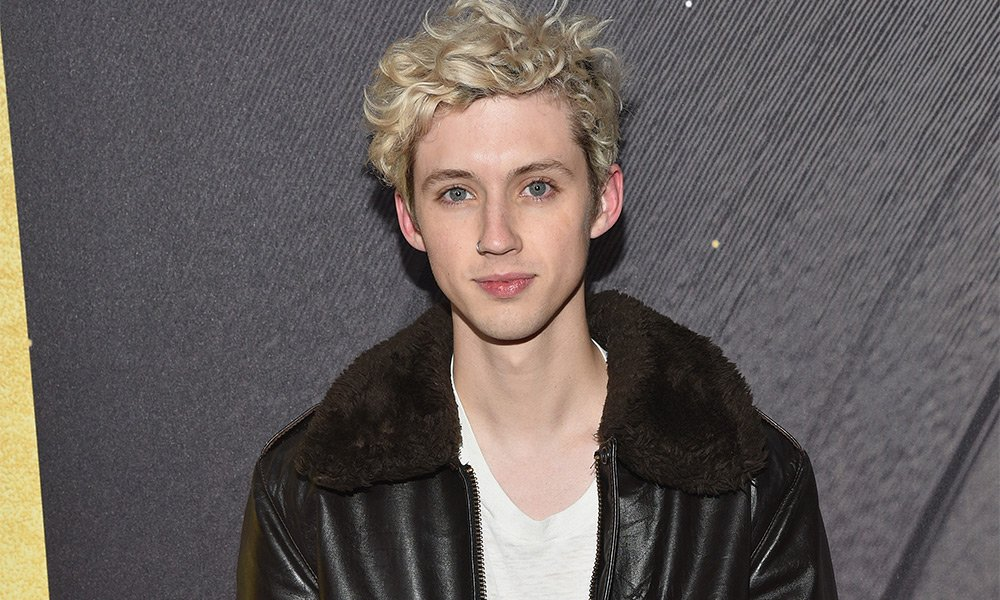 Troye Sivan attends Delta Air Lines Grammy Party