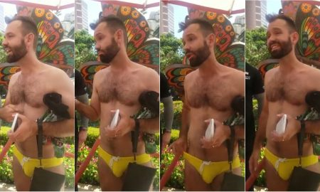 Gay Man Kicked Out of Las Vegas Pool for Wearing a 'Speedo'