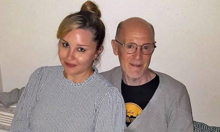 Amanda Bynes and Neil Meron