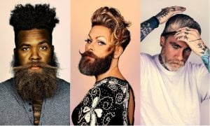 Beard portraits by Brock Elbank