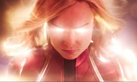 Marvel Debuts First Trailer for 'Captain Marvel'