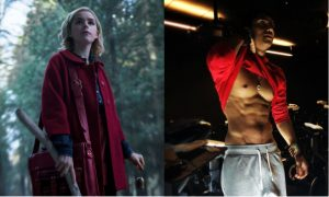 'Chilling Adventures of Sabrina' Features Dreamy Pansexual Warlock