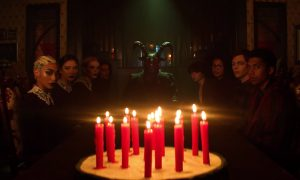 The Chilling Adventures of Sabrina teaser trailer