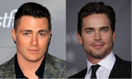 Colton Haynes Nominates Matt Bomer to Be Next Superman