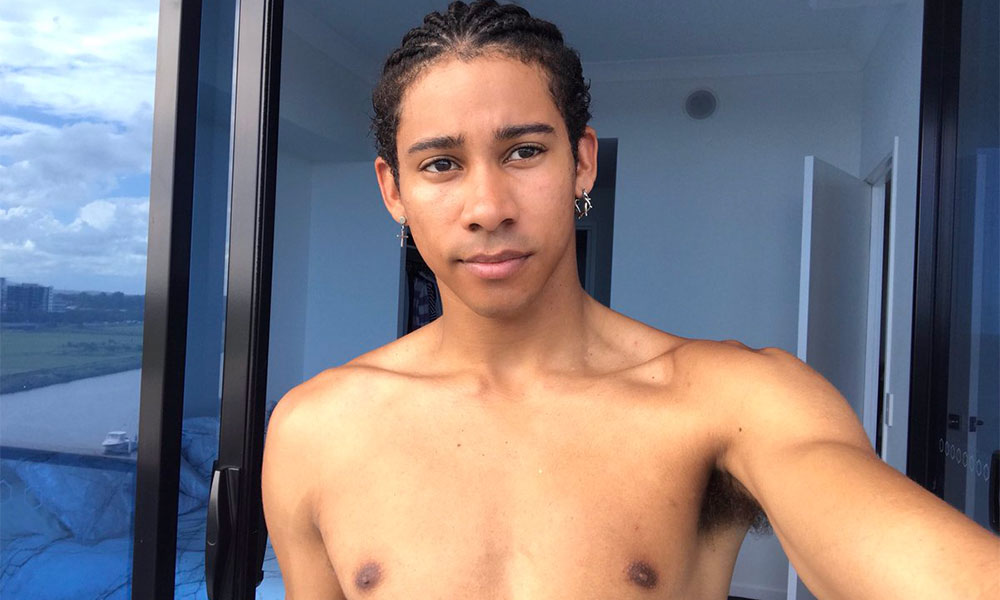 Watch Keiynan Lonsdale Shake His Money Maker