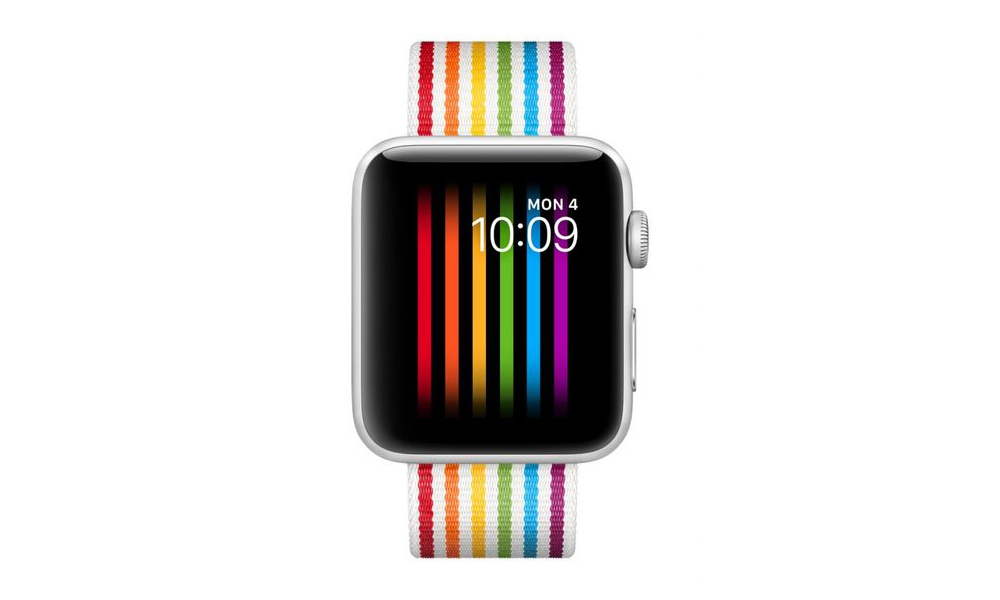 Apple Watch Pride Watch Face